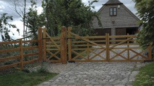 Prestige Wooden Gates, Made to Measure