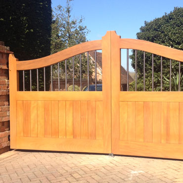 Wooden Gates, Made to order, Bespoke UK